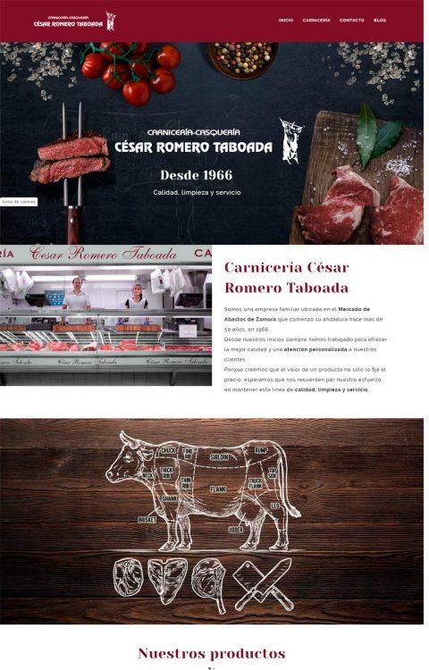 Carnicería César Romero Taboada