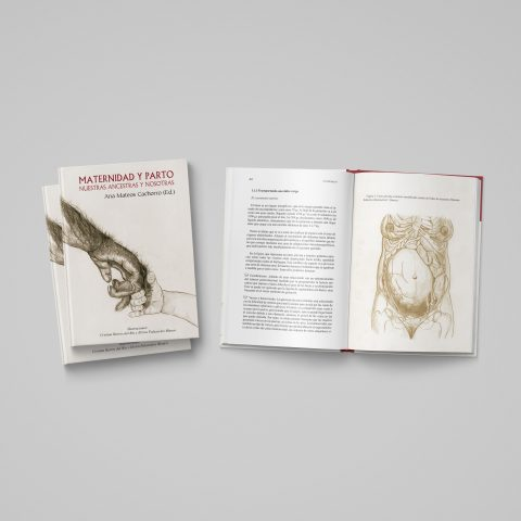 """Libro """"Maternidad y Parto. Nuestras ancestras y nosotras"""""""