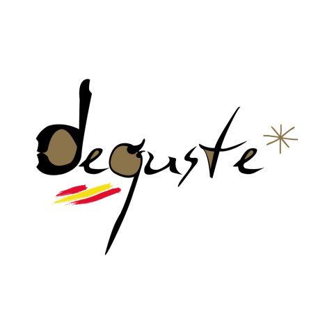 Logotipo Deguste