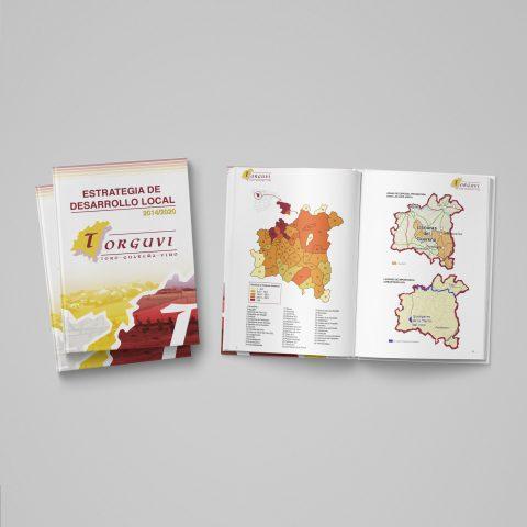 """Dossier """"Estrategía y Desarrollo Local"""" de Torguvi"""