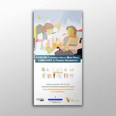 Cartel Solidaridad Intergeneracional 2019