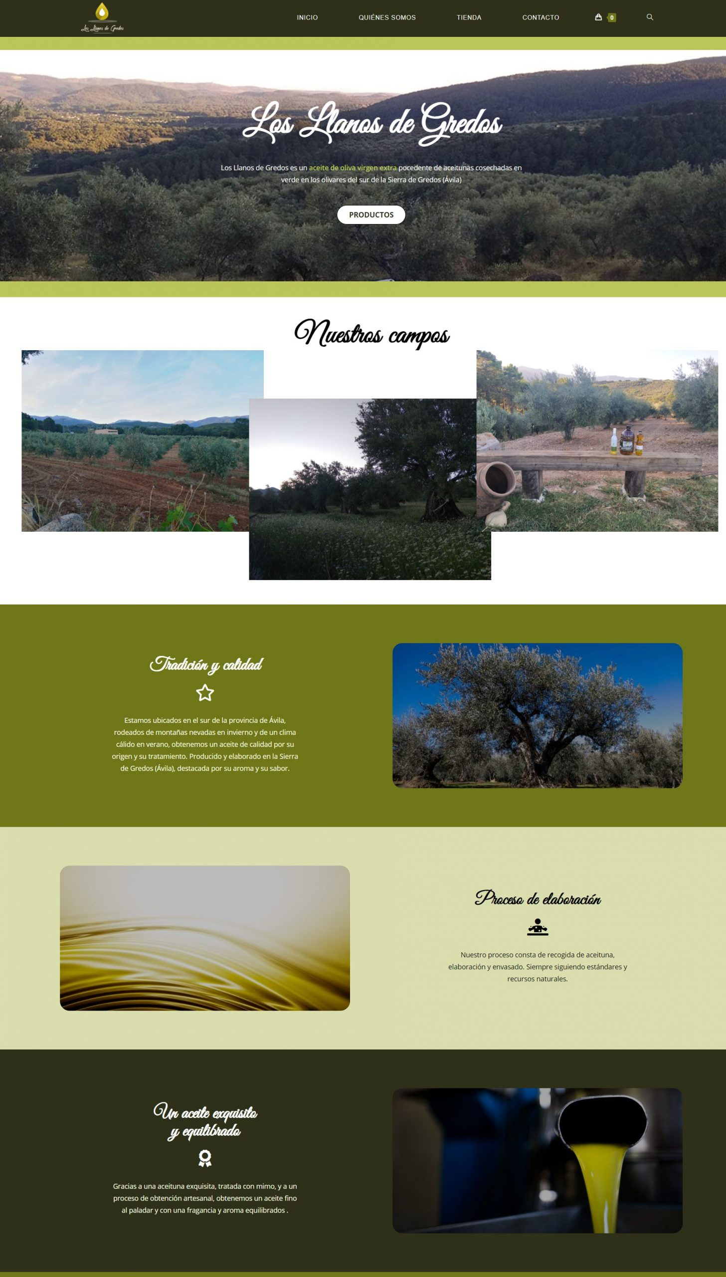 Los Llanos de Gredos