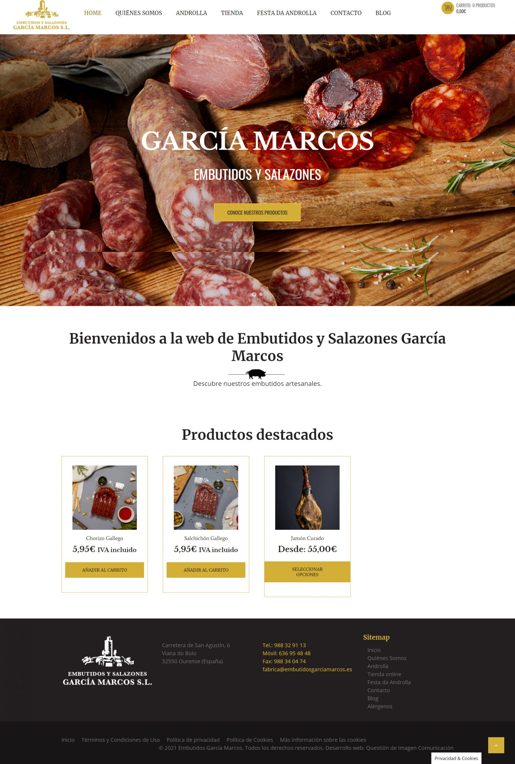 Embutidos García Marcos